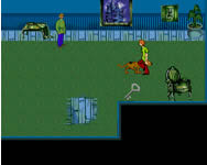 Hollywood horror 2 scooby-doo j�t�kok