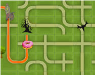 Scooby Doo a maze in escape online j�t�k