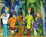 Scooby Doo hidden objects Scooby-Doo j�t�kok
